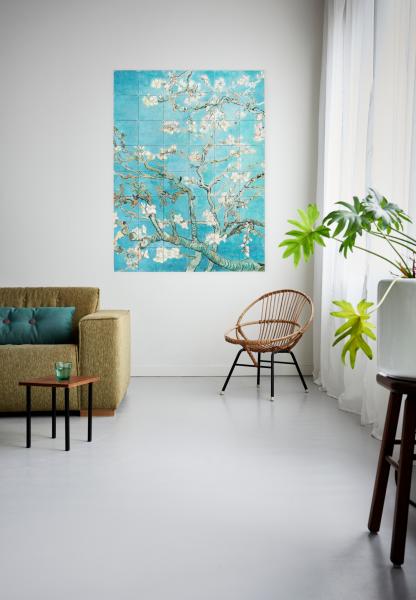 IXXI | Blossoms van Gogh and Koson