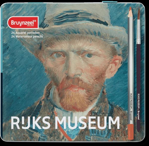 24 aquarelpotloden | Vincent van Gogh