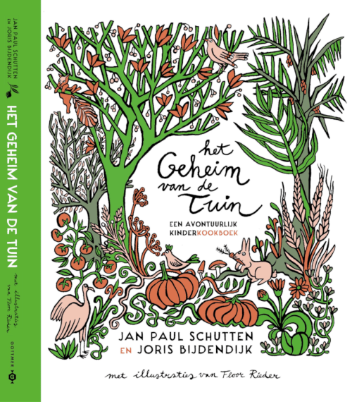 Het geheim van de tuin