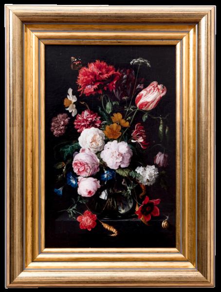 Oleografie | Bloemen De Heem