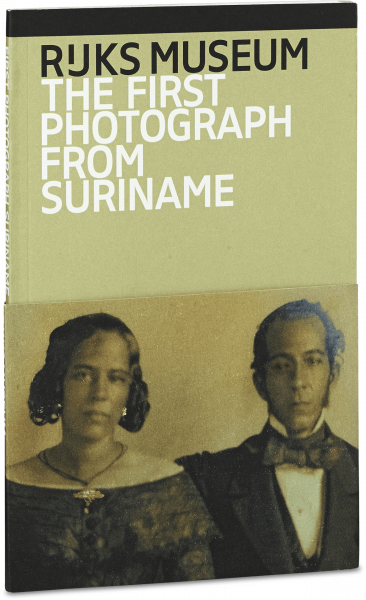 The first photograph from Surinam