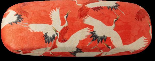 Brillenkoker Kimono: Vliegende kraanvogels