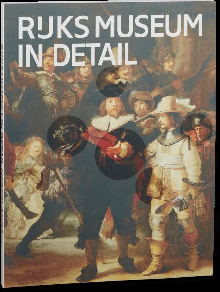 Rijksmuseum in detail