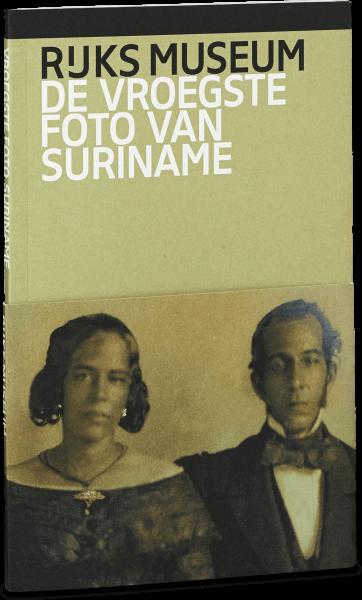 De Vroegste Foto van Suriname
