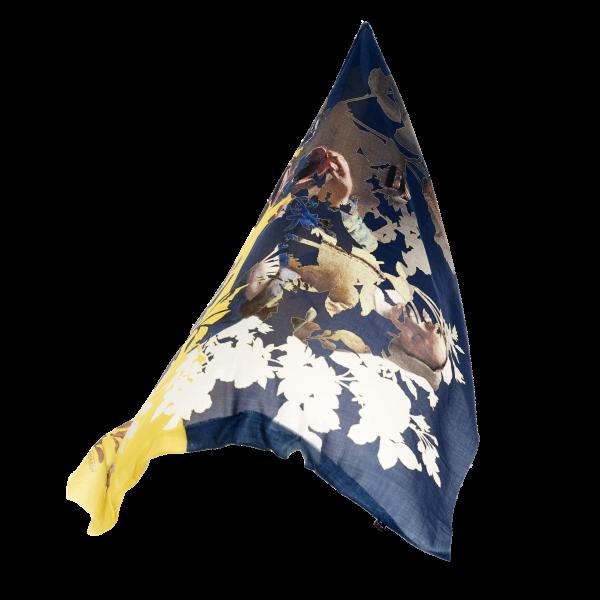 Wollen sjaal Melkmeisje