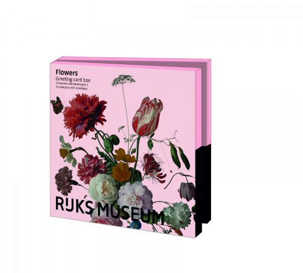 Kaartenmapje: Bloemen
