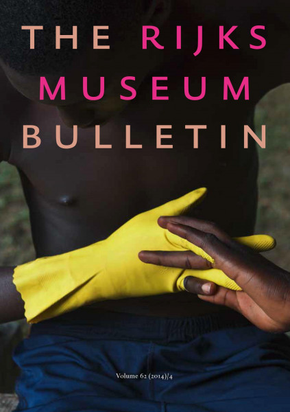 2014-4 The Rijksmuseum Bulletin