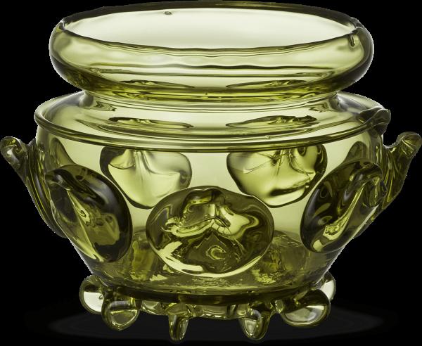 Handgemaakt glas Krautstrunk