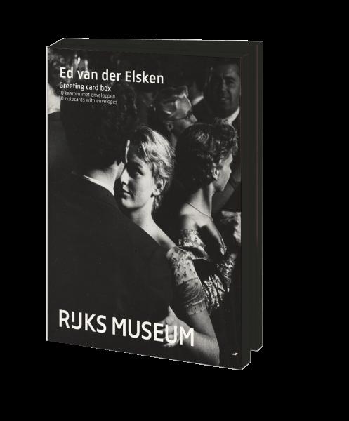 Kaartenmapje Ed van der Elsken