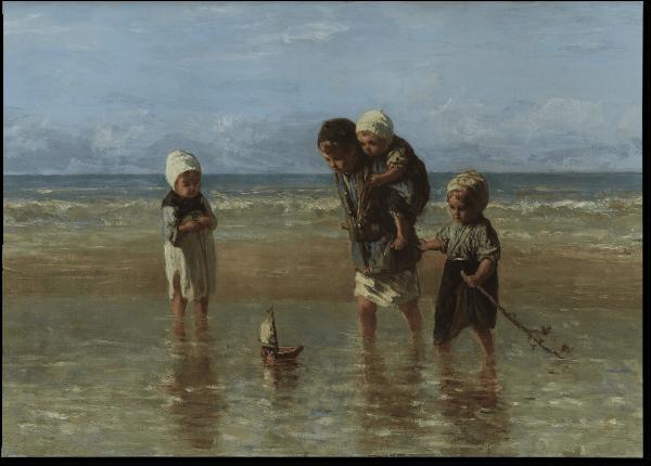 Poster I Kinderen der Zee