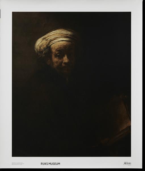 Canvas I Zelfportret Apostel Paulus