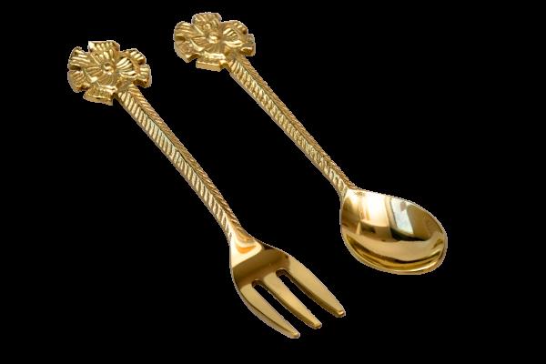 Spoon and fork set - Marten & Oopjen
