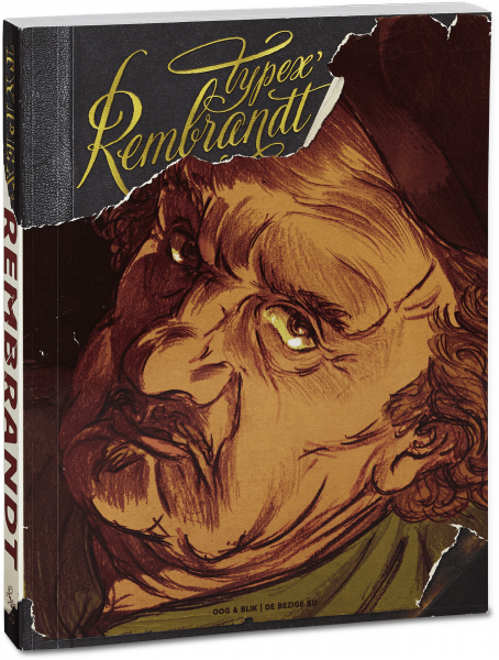 Typex' Rembrandt | Graphic novel