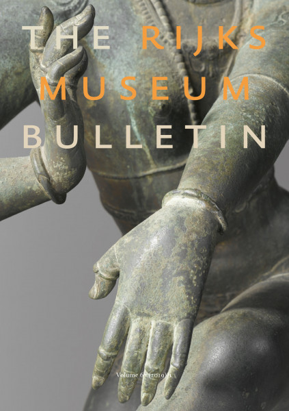 2019-1 The Rijksmuseum Bulletin