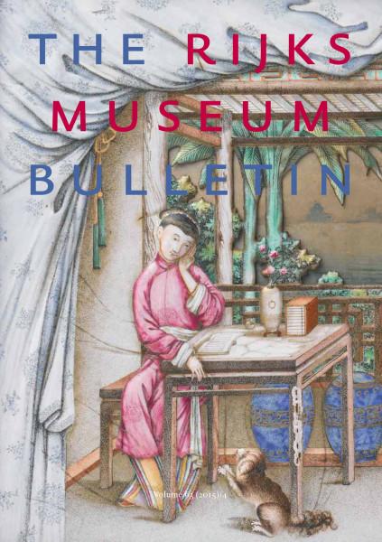 2015-4 The Rijksmuseum Bulletin
