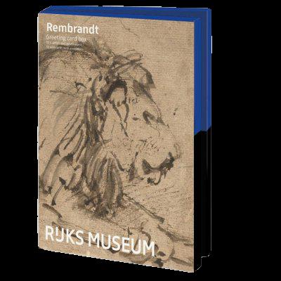 Kaartenmap Rembrandt Prenten