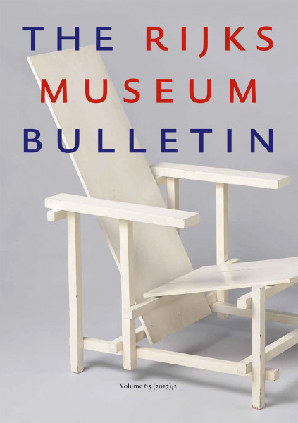 2017-2 The Rijksmuseum Bulletin