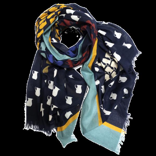 Sjaal kannen MM Co. zakje