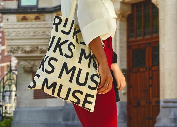 Canvas tas Rijksmuseum