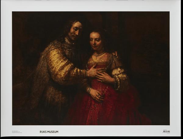 Canvas I Het Joodse bruidje