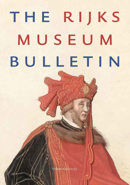 2017-3 The Rijksmuseum Bulletin
