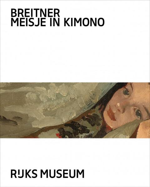 Breitner: meisje in kimono