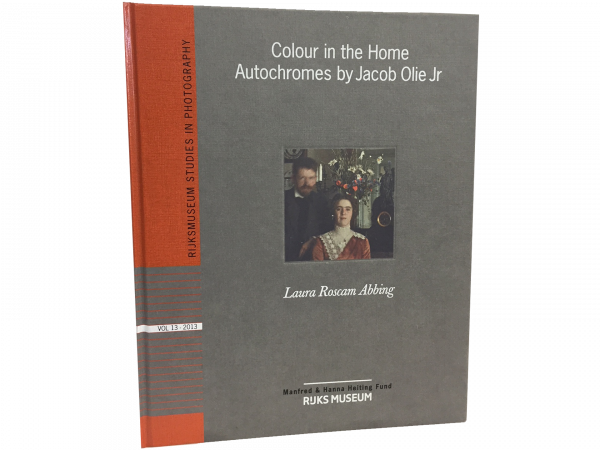 Colour in the Home: Autochromes by Jacob Olie Jr