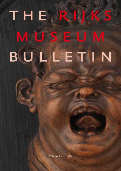 2015-1 The Rijksmuseum Bulletin