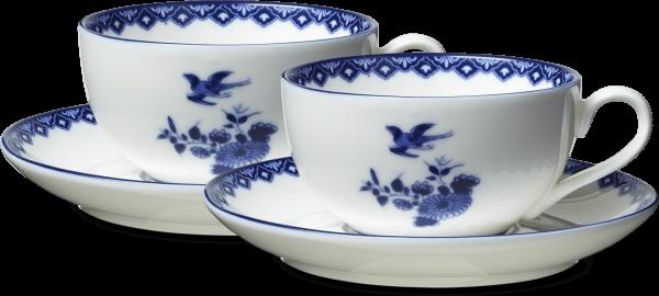 Delfts blauwe espressokopjes