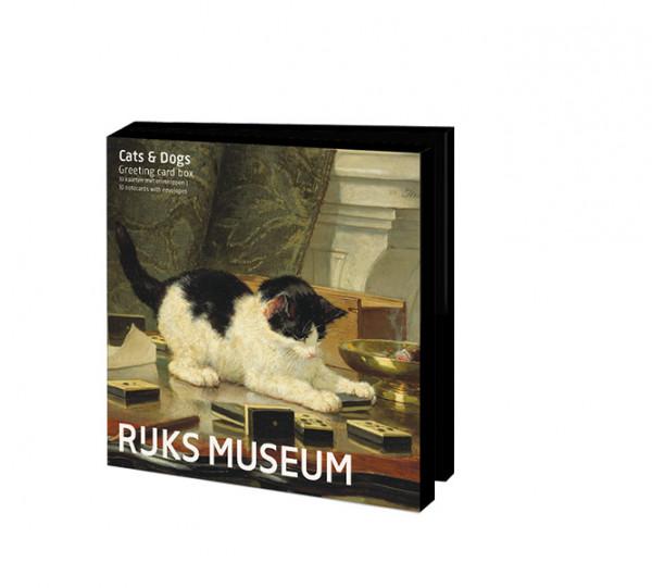 Kaartenmapje: Honden en Katten