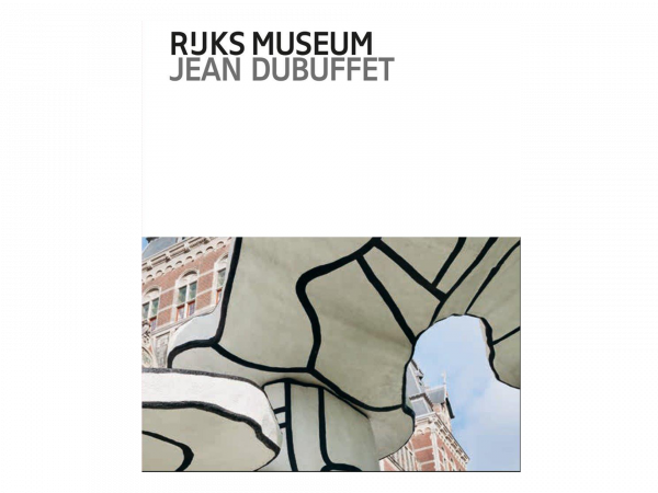 Dubuffet in het Rijksmuseum