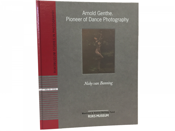 Arnold Genthe: Pioneer of Dance Photography