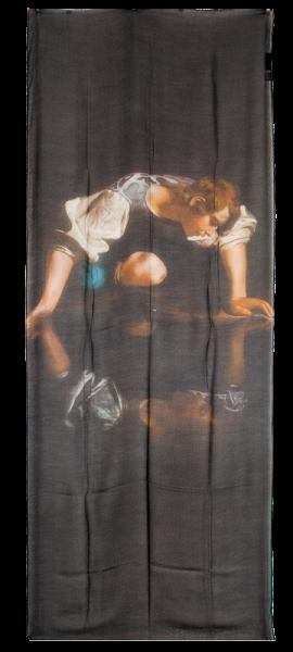 Sjaal Caravaggio Narcissus