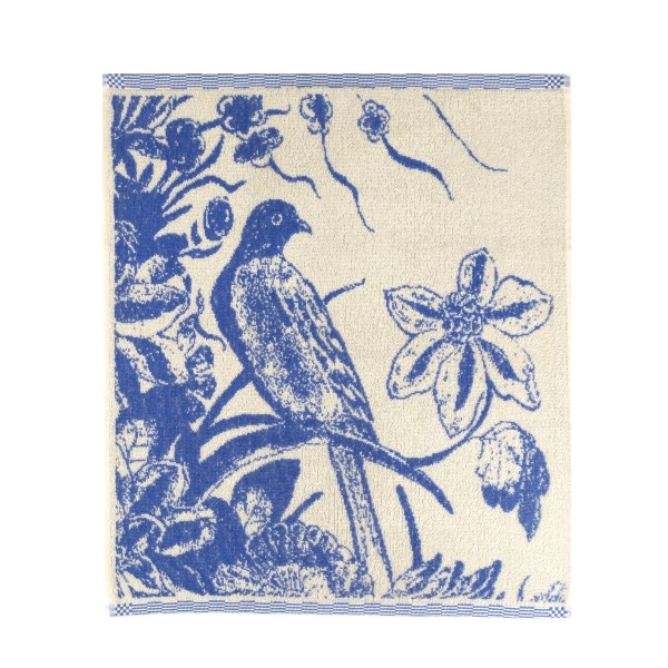 Kitchen Towel Delftware Blue Bird