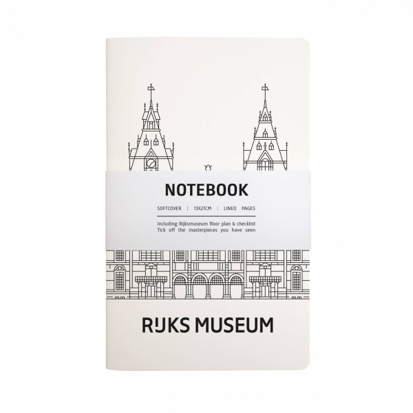 Travel Notebook Rijksmuseum