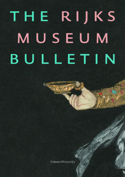 2020-3 The Rijksmuseum Bulletin