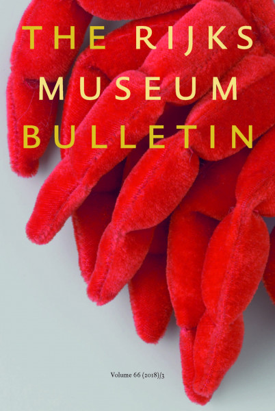 2018-3 The Rijksmuseum Bulletin