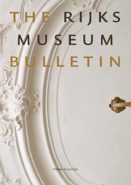 2017-1 The Rijksmuseum Bulletin